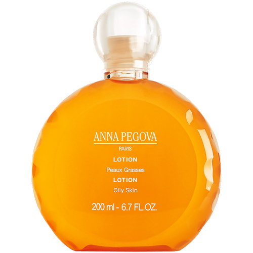 Loção para Peles Oleosas Anna Pegova - Lotion Peaux Grasses