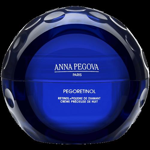 Creme Hidratante Regenerador Noturno Anna Pegova - Pegoretinol Crème Précieuse de Nuit