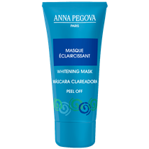 Máscara Clareadora Anna Pegova - Masque Éclaircissant Peel Off