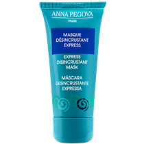 Máscara de Limpeza Facial Anna Pegova - Masque Désincrustant Express