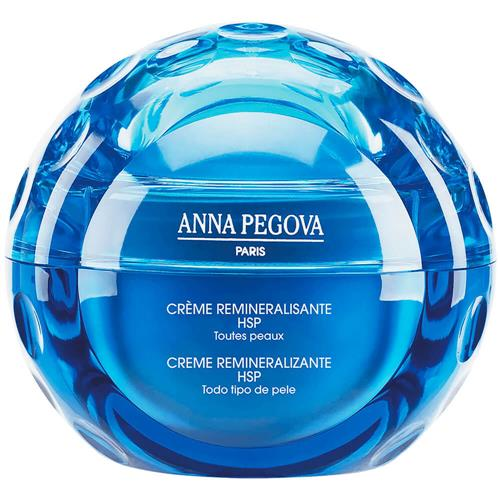 Creme Facial Reparador Revitalizante Anna Pegova - Crème Reminéralisante HSP e Prebiótico- 40ml