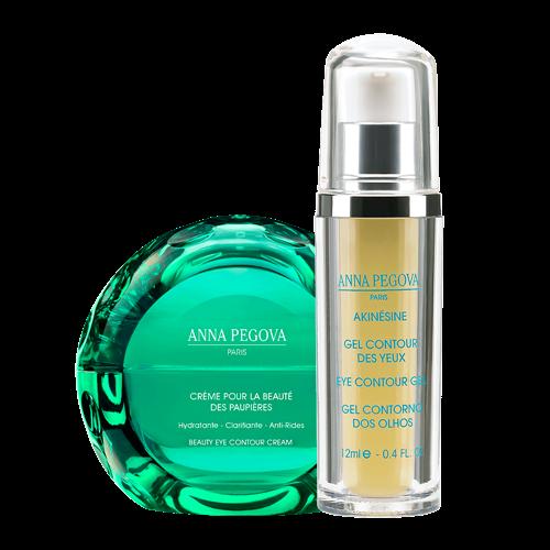 Solução Anti-olheiras Anna Pegova
