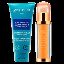 Solução Clareadora com Vitamina C Anna Pegova