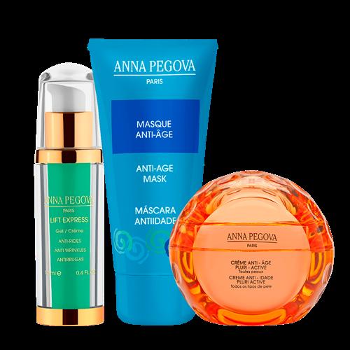 Solução Antirrugas Express Anna Pegova