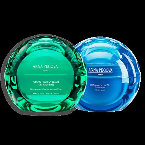 Solução para Olhos Pescoço e Colo Anna Pegova