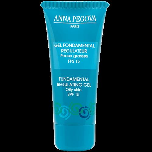 Gel Creme Hidratante Oil Free para pele Oleosa Anna Pegova - Gel Fondamental