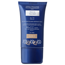 BB CC Cream Pegova Full Matt 15 em 1 - FPS 15 Anna Pegova