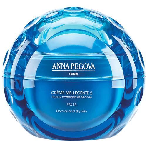 Creme Hidratante para peles normais e secas Anna Pegova - Crème Mellecente 2 FPS 15