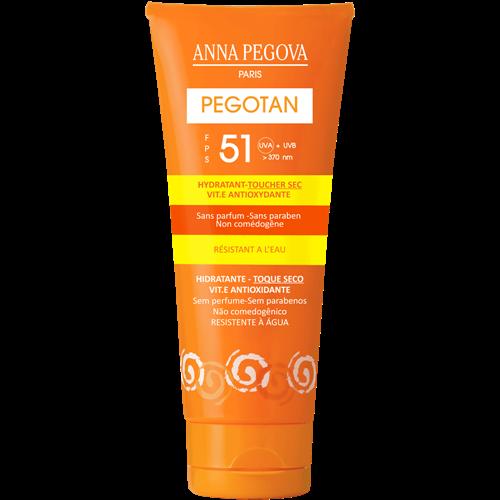 Protetor Solar Facial Pegotan FPS 51 UVA/UVB >370nm Anna Pegova